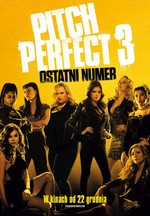 Okładka: Pitch Perfect 3 (2017)