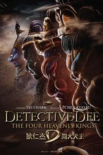 Okładka: Detective Dee: The Four Heavenly Kings (2018)