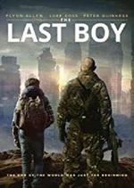 Okładka: The Last Boy (2019)
