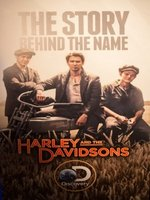 Okładka: Harley and the Davidsons (2016)